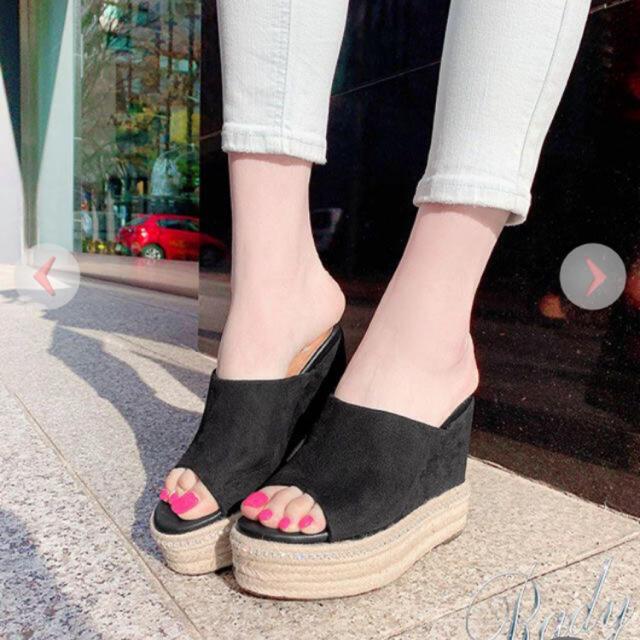 Rady(レディー)のRady サンダル スエード 新品 レディースの靴/シューズ(サンダル)の商品写真