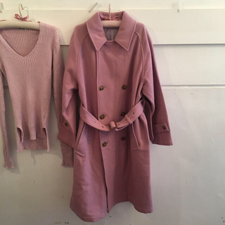 Ron Herman - 最終価格💖💖RonHerman baby pink coat.