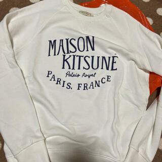 メゾンキツネ(MAISON KITSUNE')のメゾンキツネ トレーナー(スウェット)
