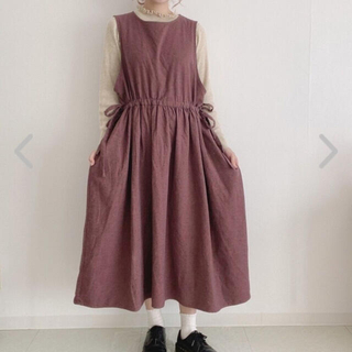 SM2 - SM2 ウール混ジャンパースカート