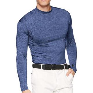 デサント(DESCENTE)のL  新品定価12100円/デサント/メンズ/ゴルフシャツ/アンダーウェアシャツ(ウエア)