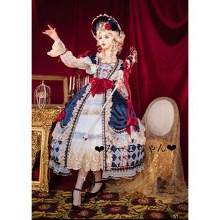 BABY,THE STARS SHINE BRIGHT - 幻境の白雪姫 ドレス3点セット 姫ロリ しゅくれどーる ロリィタ メルヘンチック