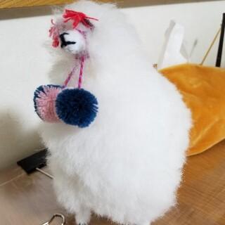 チチカカ(titicaca)のアルパカのぬいぐるみ(ぬいぐるみ)