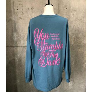 アリシアスタン(ALEXIA STAM)のjuemi DARK LONG SLEEVE(Tシャツ/カットソー(七分/長袖))