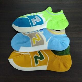 ニューバランス(New Balance)の8☆ニューバランス スニーカーソックス(靴下/タイツ)