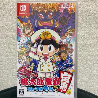 Nintendo Switch - 桃太郎電鉄 昭和平成令和も定番!桃鉄 switch