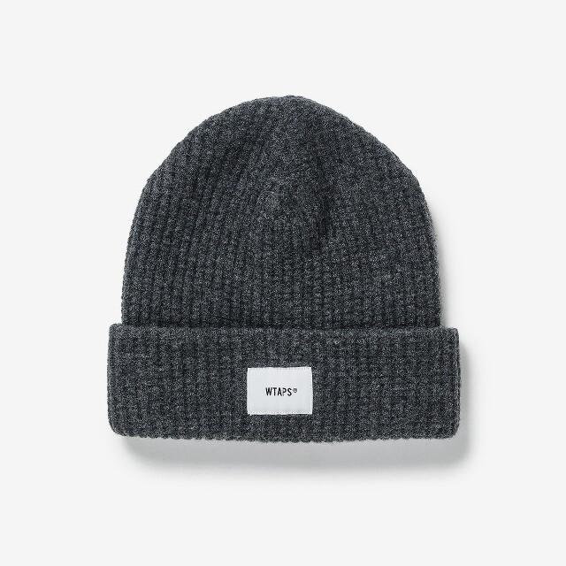 W)taps(ダブルタップス)のWTAPS ダブルタップス ビーニー  ニットキャップ メンズの帽子(ニット帽/ビーニー)の商品写真