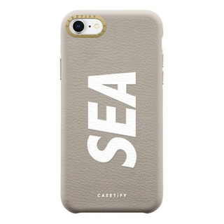 SEA - WIND AND SEA iPhoneケース