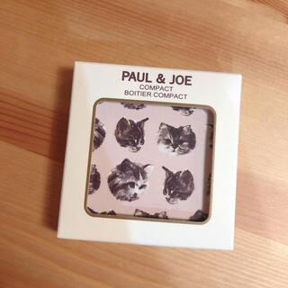 ポールアンドジョー(PAUL & JOE)のPAUL & JOE コンパクト、チークセット(その他)