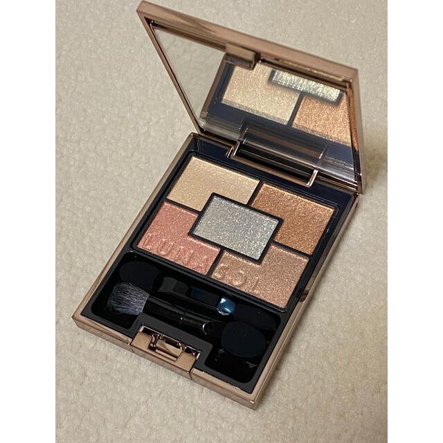LUNASOL(ルナソル)のルナソル ジェミネイトアイズ N 01 CE アイシャドウ 11月購入 コスメ/美容のベースメイク/化粧品(アイシャドウ)の商品写真