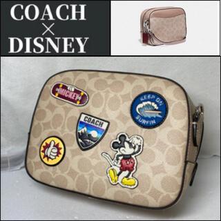 COACH - コーチ COACH ディズニーコラボ カメラバッグ ショルダーバッグ大人気商品
