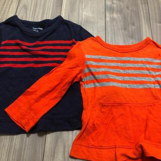 ベビーギャップ(babyGAP)の双子 お揃い(Tシャツ/カットソー)