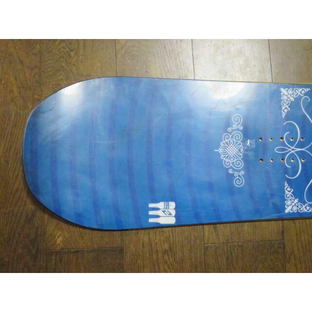 Elan(エラン)のロッカー★ELAN エラン スノーボード スパイク 154cm スポーツ/アウトドアのスノーボード(ボード)の商品写真