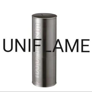 ユニフレーム(UNIFLAME)の[新品未開封]ユニフレーム  fanカトラリーセットR ステンケース723609(食器)