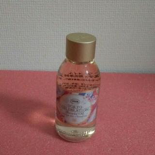サボン(SABON)の【未使用】SABON 東京セレブレーション シャワーオイル100mlミニサイズ(ボディソープ/石鹸)