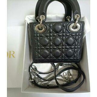 Dior - lady Dior レディディオール ハンドバッグ