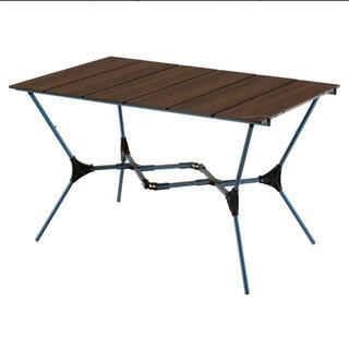 モンベル(mont bell)のモンベル マルチフォールディングテーブルワイド オークカラー(テーブル/チェア)