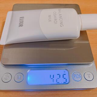 エリクシール(ELIXIR)のELIXIR OSHIROI MILK(乳液/ミルク)