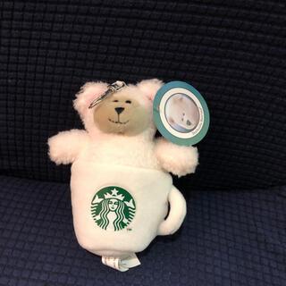 スターバックスコーヒー(Starbucks Coffee)のスターバックスベアリスタキーホルダー(キーホルダー)