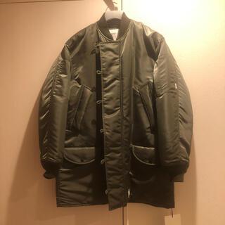 ダブルタップス(W)taps)のwtaps mod jacket ダブルタップス ミリタリー ジャケット コート(モッズコート)