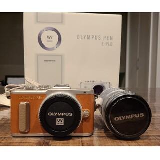 OLYMPUS - 美品 オリンパス PEN E-PL8 ブラウン