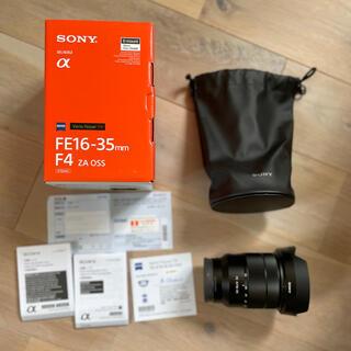 SONY - SONY FE 16-35mm F4 ZA OSS カメラレンズ