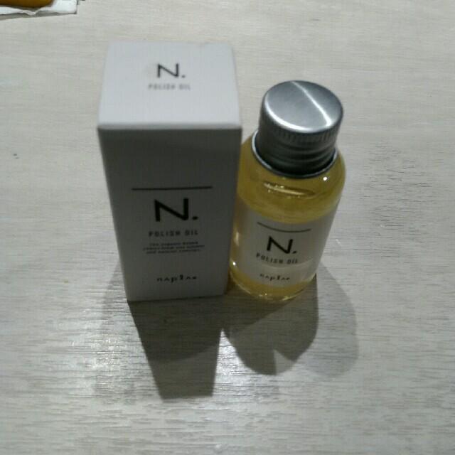 NAPUR(ナプラ)のN.ポリッシュオイル 30ml コスメ/美容のヘアケア/スタイリング(オイル/美容液)の商品写真