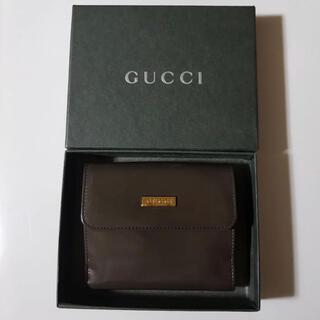 Gucci - GUCCI グッチ 折り財布 オールドグッチ