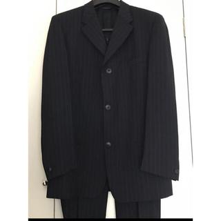 ジャンニヴェルサーチ(Gianni Versace)の【超美品】GIANNI VERSACE ヴェルサーチ 3ボタン スーツ 50(セットアップ)