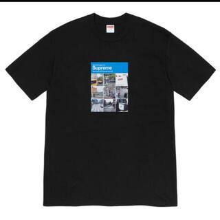 シュプリーム(Supreme)のSサイズ Supreme Verify Tee black(Tシャツ/カットソー(半袖/袖なし))