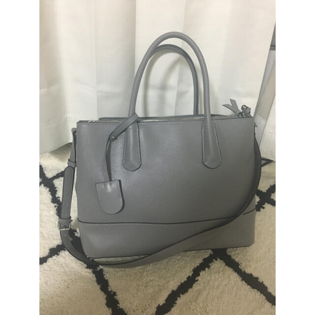 ZARA(ザラ)の5%クーポン配布中 ザラ通勤バッグ レディースのバッグ(トートバッグ)の商品写真