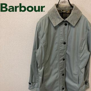 バーブァー(Barbour)のバブアー ニューマーケットジャケット ワックスコットン オイルドジャケット(ノーカラージャケット)
