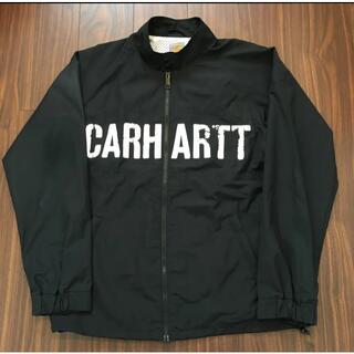 カーハート(carhartt)のCarhartt WIP カーハート ジャケット ShoreJacket 黒XL(ナイロンジャケット)