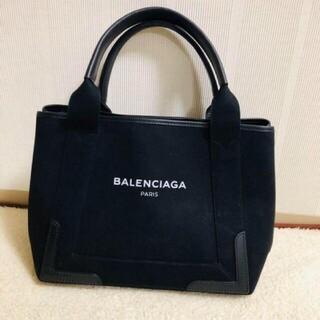 Balenciaga - balenciaga ブラック Sサイズ  トートバッグ