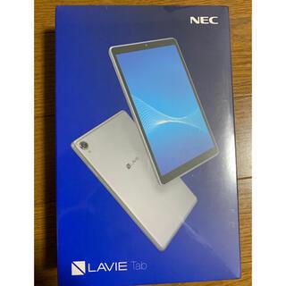 エヌイーシー(NEC)の新品未使用 NEC LAVIE TAB PC-TE708KAS タブレット(タブレット)