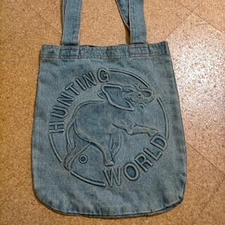 ハンティングワールド(HUNTING WORLD)のハンティングワールド デニムトートバッグ(トートバッグ)