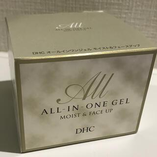 ディーエイチシー(DHC)の【新品】 DHC オールインワンジェル モイスト&フェースアップ  105g (オールインワン化粧品)