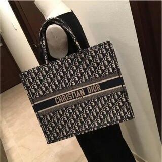 Dior - クリスチャンディオール♡ブックトート♡BOOK TOTE♡スモール♡DIOR