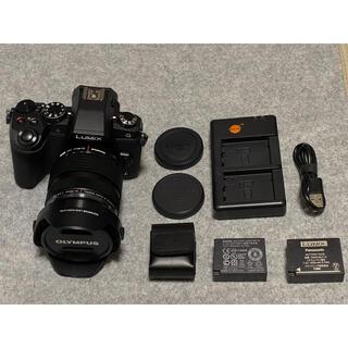 Panasonic - LUMIX G8 と OLYMPUS 12-40mm F2.8 PRO セット