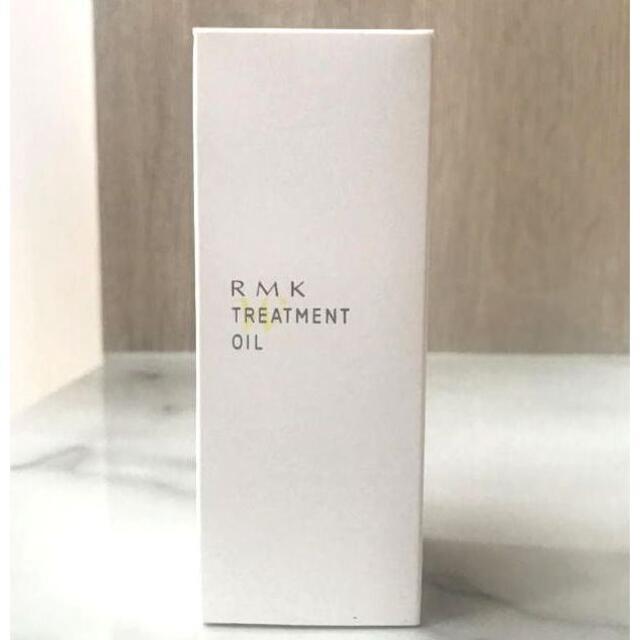 RMK(アールエムケー)の新品 RMK Wトリートメントオイル 50ml 未開封 コスメ/美容のスキンケア/基礎化粧品(美容液)の商品写真