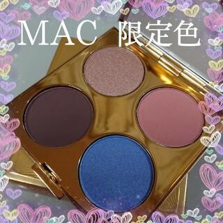 MAC - 【新品】MAC アイシャドウ デザート ダスク