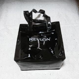 レブロン(REVLON)のしっぽな様専用  レブロン 化粧品入  (ビニール)(コフレ/メイクアップセット)