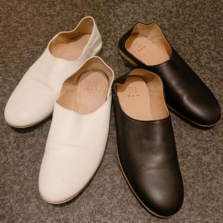 YAECA - que 靴 plain  Mサイズ
