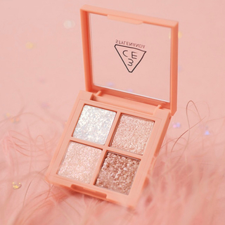 【新品】3CE アイズミニマルチアイカラーパレット ダイヤモンドグリント