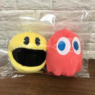 BANDAI NAMCO Entertainment - パックマン ぬいぐるみ マスコット 2種セット
