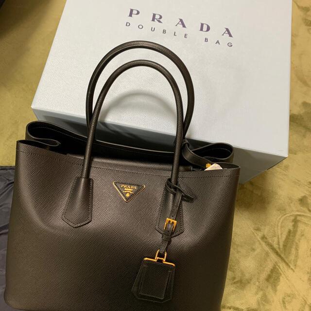 PRADA(プラダ)のPRADA プラダ ハンドバッグ トートバッグ サフィアーノ BN2775 レディースのバッグ(ハンドバッグ)の商品写真