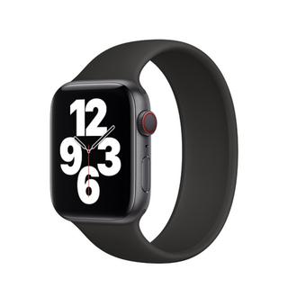 アップルウォッチ(Apple Watch)の【新品未使用】Apple watch ソロループ シリコーンフィットバンド(ラバーベルト)