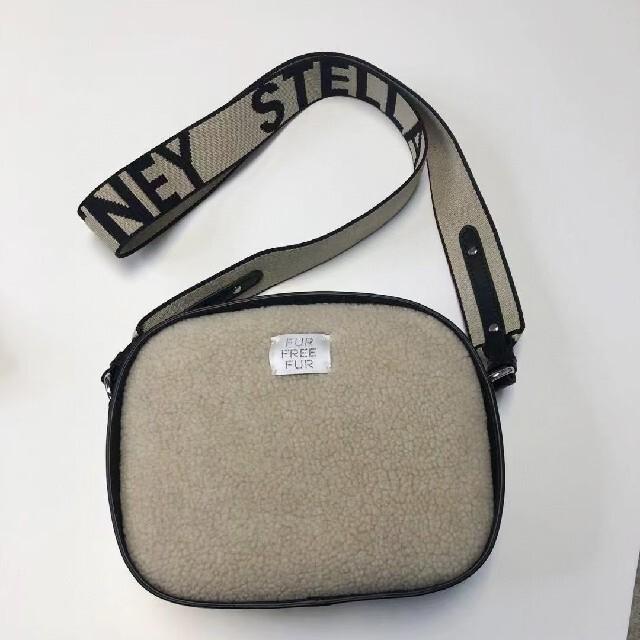 Stella McCartney(ステラマッカートニー)のStelaMcCartney  2020AW ロゴ入りバック レディースのバッグ(ショルダーバッグ)の商品写真