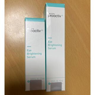 プロアクティブ(proactiv)のプロアクティブプラス アイブライトニングセラム(美容液)
