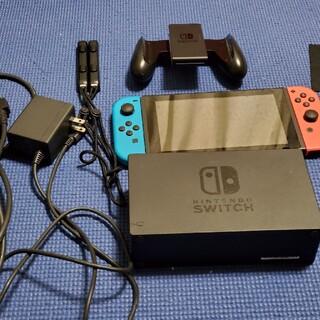 Nintendo Switch - Nintendo Switch Joy-Con (L) ネオンブルー/ (R)